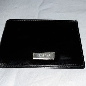 NEW Versace Parfums Mens Bi-Fold Wallet
